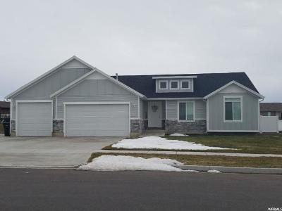 Preston Single Family Home For Sale: 126 E 1100 N #31