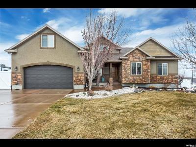 Herriman Single Family Home For Sale: 5612 W High Spirit Ct S