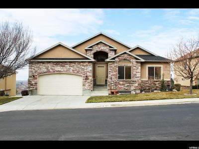 Cedar Hills Single Family Home For Sale: 9103 N Renaissance Dr