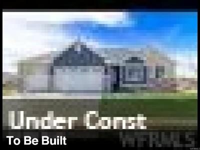 Grantsville Single Family Home For Sale: 327 S Lookout Ridge E #5