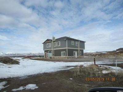 Preston Single Family Home Under Contract: 1166 W 3200 S
