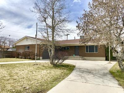 Sandy Single Family Home For Sale: 8700 S Vauna Lee St E