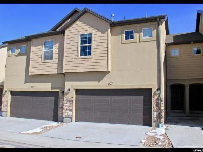 Townhouse For Sale: 207 S 1930 E
