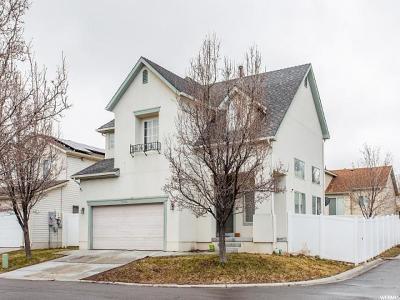 Magna Single Family Home For Sale: 8593 W Alvarado Ct S