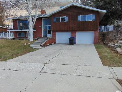 Brigham City Single Family Home For Sale: 558 Highland Blvd