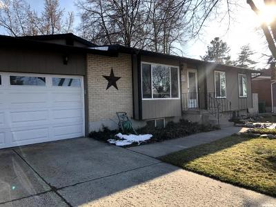 Sandy Single Family Home For Sale: 1738 E Sugarloaf Dr S