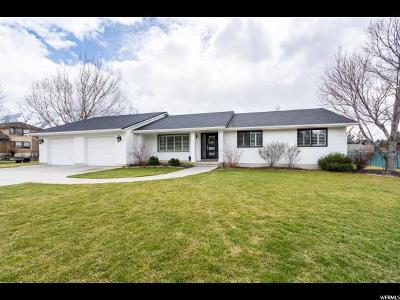 Mapleton Single Family Home For Sale: 376 E 1700 N
