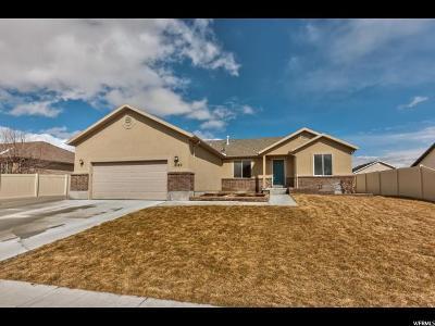 Eagle Mountain Single Family Home For Sale: 1089 E Searle Ln