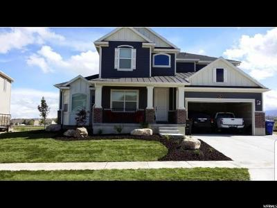 West Jordan Single Family Home For Sale: 6489 W Lonebellow Dr S