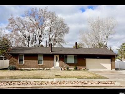 Sandy Single Family Home For Sale: 11458 S Dry Creek Rd E