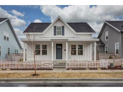 South Jordan Single Family Home For Sale: 10727 S Wistful Way W