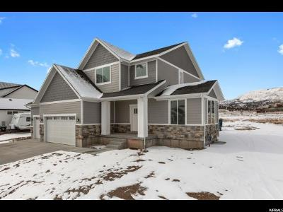 Herriman Single Family Home For Sale: 13644 S Peacekeeper Dr