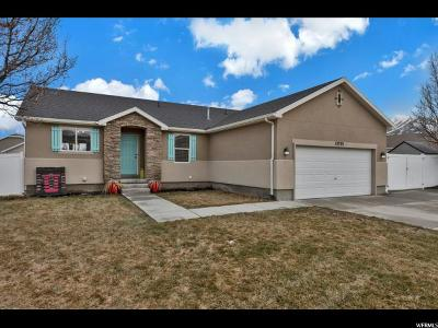 Herriman Single Family Home For Sale: 13733 S Manas Ct
