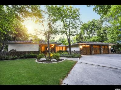 Sandy Single Family Home For Sale: 8254 S Ashley Cir E