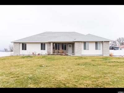 Single Family Home For Sale: 356 N Wrathall Cir W