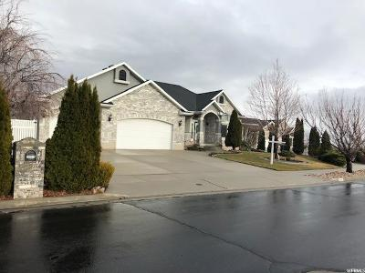 South Jordan Single Family Home For Sale: 10913 S 3210 W