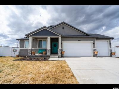 Eagle Mountain Single Family Home For Sale: 3942 E Hudson Way