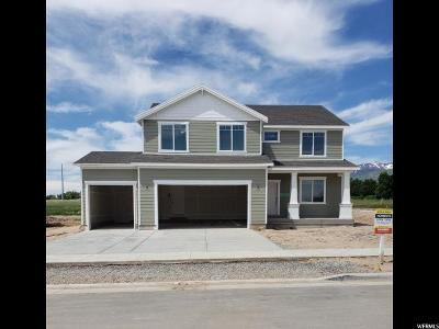 Layton Single Family Home For Sale: 1045 E Bigelow Ave #138