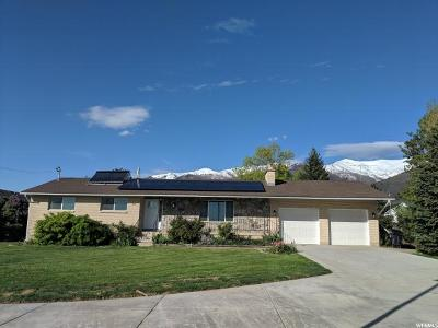 Kaysville Single Family Home For Sale: 731 S Main