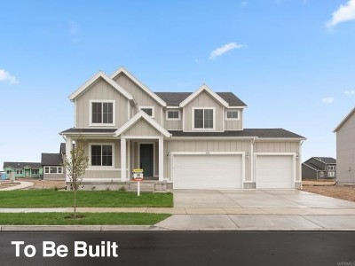 Layton Single Family Home For Sale: 1027 Bigelow Ave #135