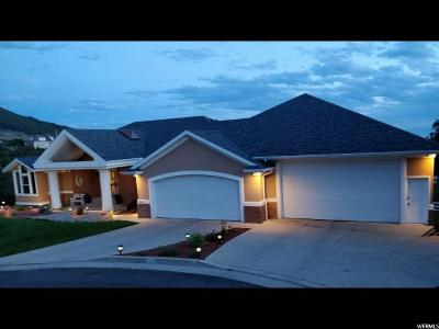 Layton Single Family Home For Sale: 3292 Cove Cir