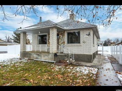 Lehi Single Family Home For Sale: 990 N 500 W