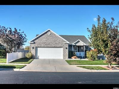 West Jordan Single Family Home For Sale: 6574 W Valley Oak Dr S