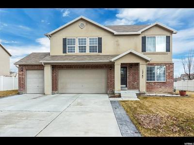 Herriman Single Family Home For Sale: 13767 S Blayde Dr