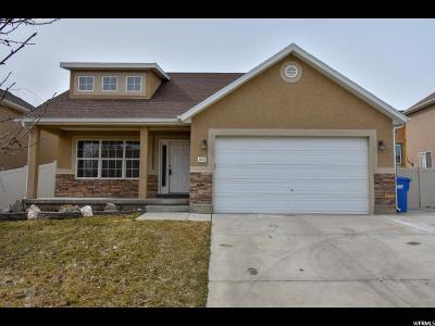 Saratoga Springs Single Family Home For Sale: 1873 Sego Lily Dr