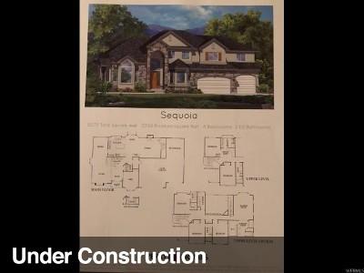 South Jordan Single Family Home For Sale: 2853 W Rolling Creek Way S #644
