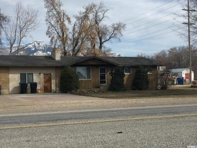 Farr West Single Family Home Under Contract: 2214 N 2000 W