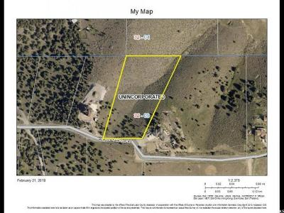 Herriman Residential Lots & Land For Sale: 7690 Mountain Top Rd