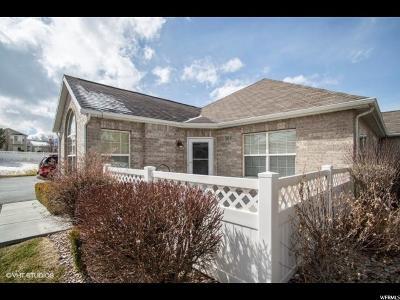 West Valley City Condo For Sale: 3304 S Hunter Villa Ln W #B