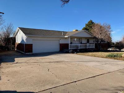 North Ogden Single Family Home Backup: 721 E 3300 N