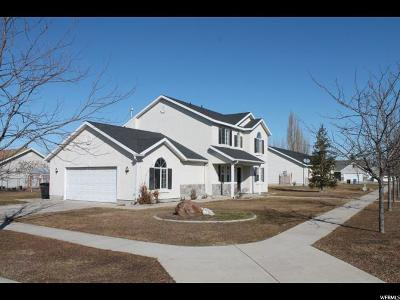 Logan Single Family Home For Sale: 645 Legend Dr