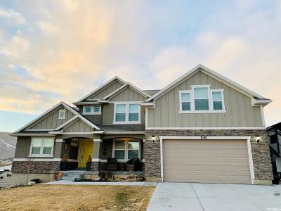 Herriman Single Family Home For Sale: 7089 W Romans View Pl