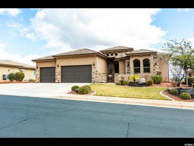 St. George Single Family Home For Sale: 167 S Acantilado Dr