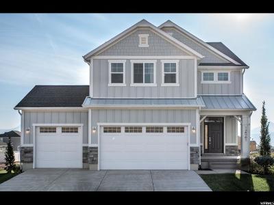 Herriman Single Family Home For Sale: 12541 S Oceanside Dr #415