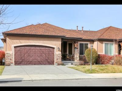 Orem Single Family Home For Sale: 1959 W Golden Pond Way S