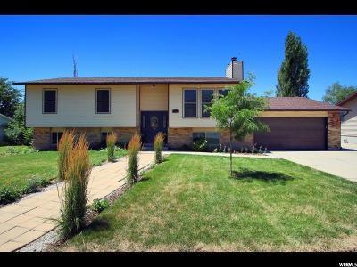 Kaysville Single Family Home Backup: 184 S 400 W