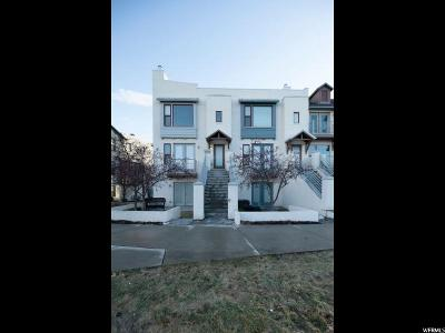South Jordan Townhouse For Sale: 4829 W Daybreak Pkwy #2-A