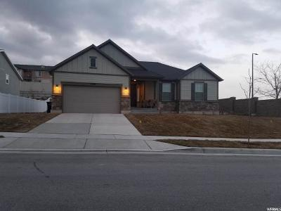 West Jordan Single Family Home For Sale: 6708 W Highline Park Dr S