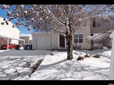 Tooele Single Family Home For Sale: 255 W Alfred Dr N