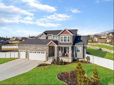 Kaysville Single Family Home For Sale: 8 W 2200 S