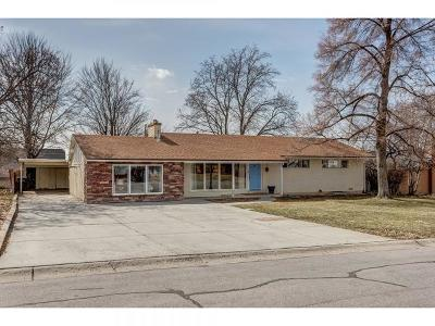 Provo Single Family Home For Sale: 500 E 4300 N
