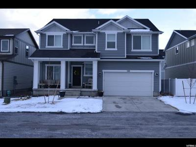 Eagle Mountain Single Family Home For Sale: 5166 E Moab Rim Ct S