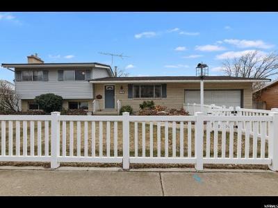 Orem Single Family Home For Sale: 734 E 30 N