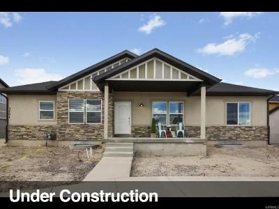 Eagle Mountain Single Family Home For Sale: 8621 N Cottonwood Aly E #A4