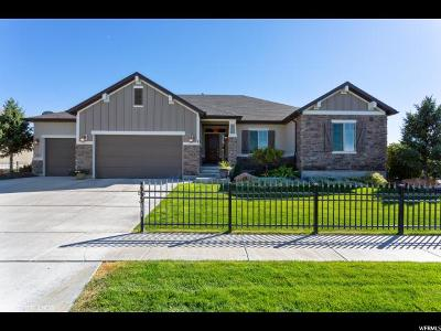 Stansbury Park Single Family Home For Sale: 121 W Misty Brook Ln