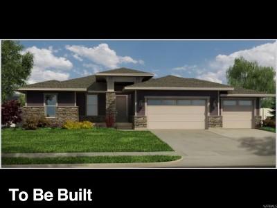 Grantsville Single Family Home For Sale: 646 S Hackamore Rd W #828